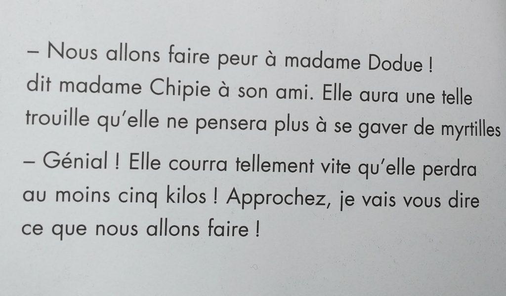 madame dodue se gave